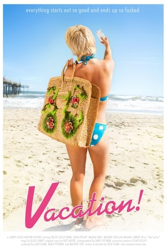 Poster of Vacation!