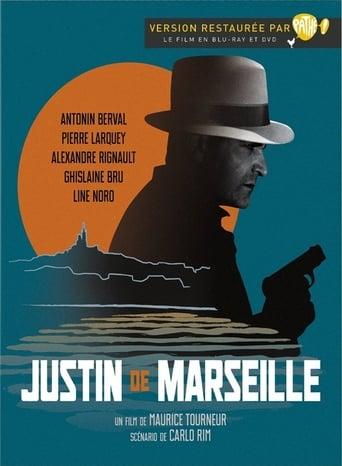 Poster of Justin de Marseille