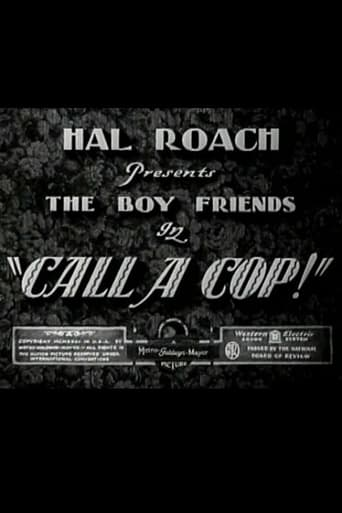 Poster of Call a Cop!
