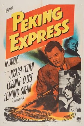 Poster of Peking Express