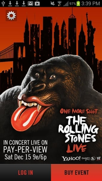 Poster of The Rolling Stones: Live at Newark Prudential Center fragman