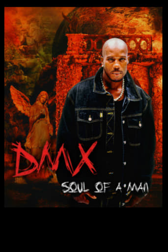 Poster of DMX: Soul of a Man