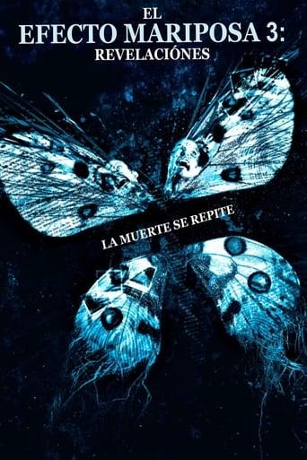 Poster of El efecto mariposa 3: Revelaciones