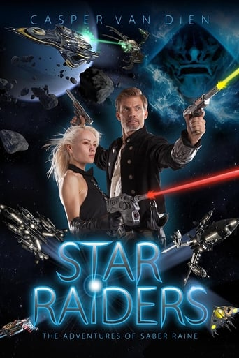 Poster of Star Raiders: The Adventures of Saber Raine