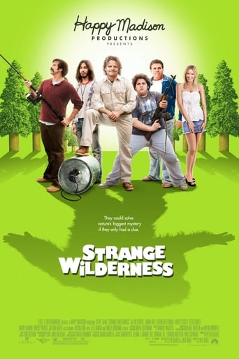Poster of Strange Wilderness