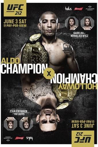Poster of UFC 212: Aldo vs. Holloway