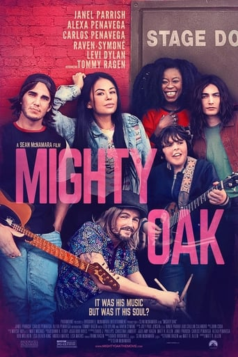 Mighty Oak Poster