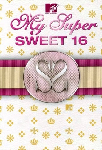 Poster of My Super Sweet 16