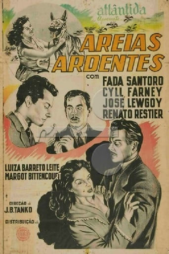 Poster of Areias Ardentes