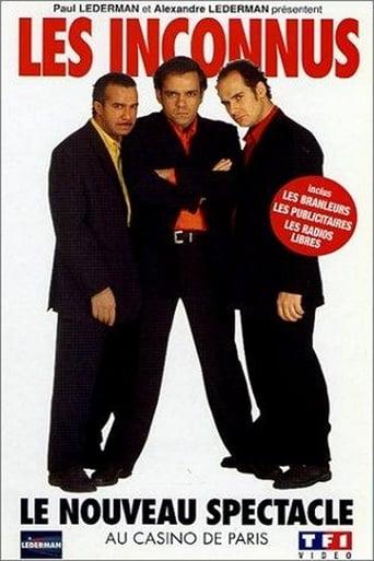Watch Les inconnus - au casino de paris 1993 full online free