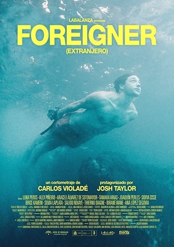 Poster of Foreigner