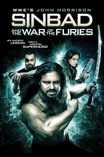 Poster of Sinbad and the War of the Furies