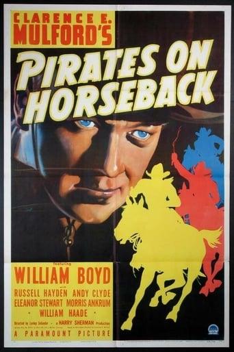 Poster of Pirates on Horseback