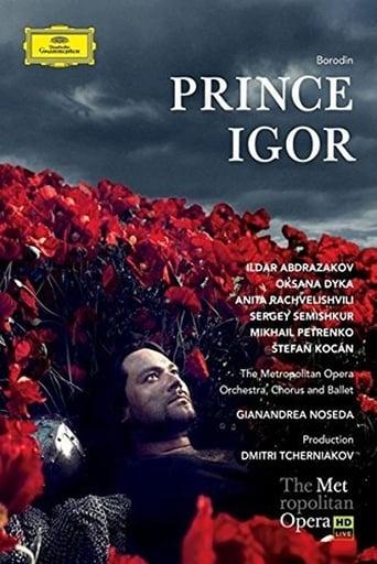 Poster of Prince Igor