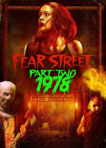 Poster Fear Street Part Two: 1978