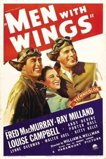 Poster of Men with Wings