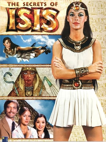 poster of The Secrets of Isis