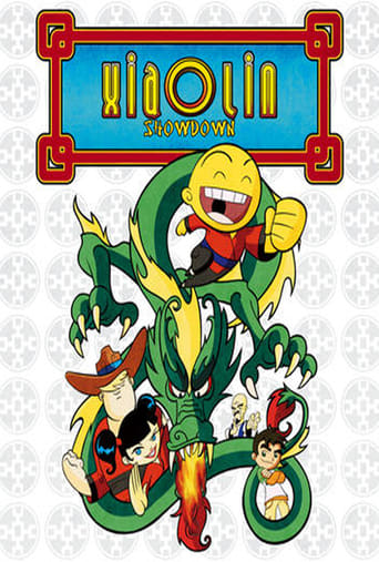 Xiaolin Showdown Poster