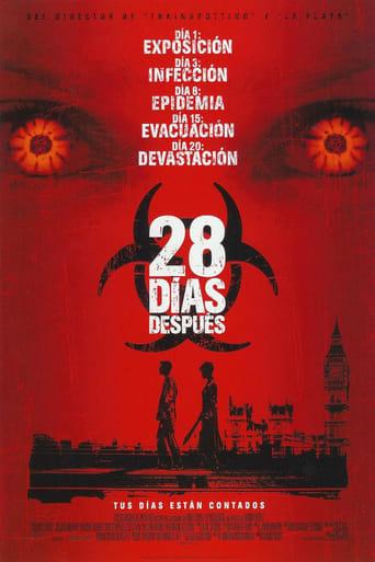 Poster of 28 días después