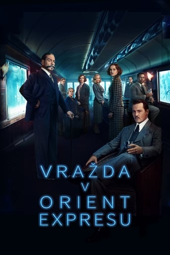 Poster of Vražda v Orient expresu