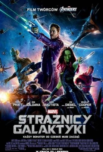 Poster of Strażnicy Galaktyki