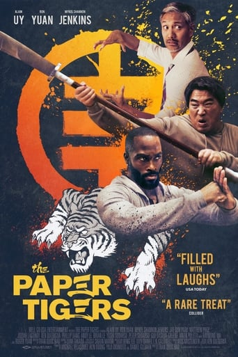 Poster The Paper Tigers