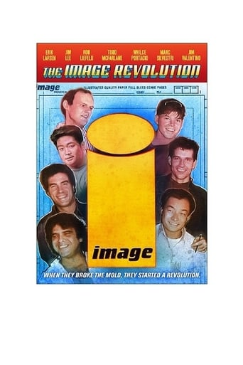 Poster of The Image Revolution