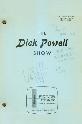 Poster of The Dick Powell Show