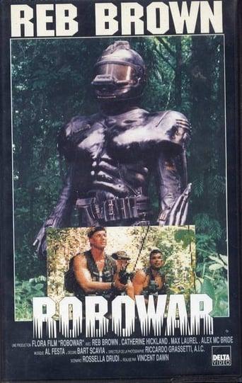 Poster of Robowar