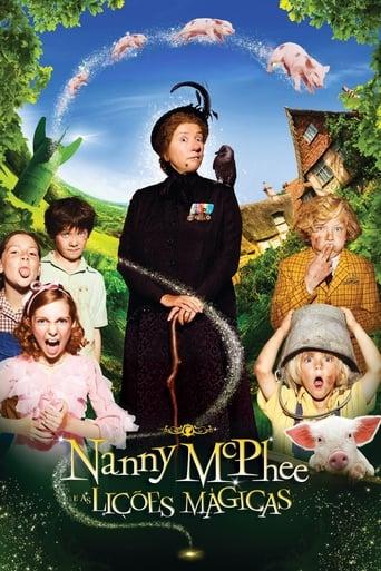 Nanny McPhee e o Toque de Magia