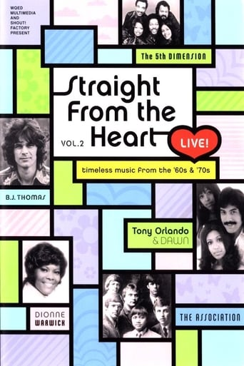 Straight From The Heart Live! - Vol. 2