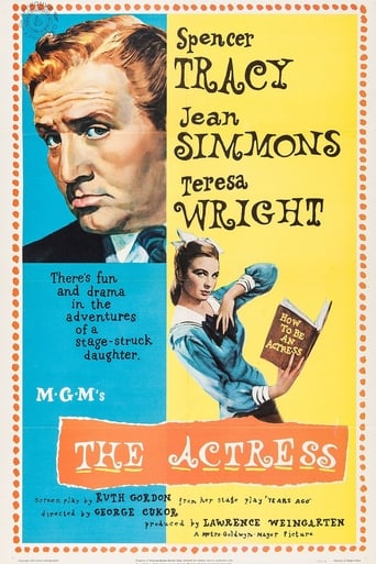 Poster of The Actress