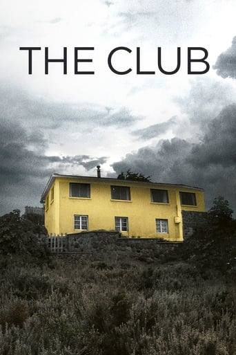 Poster of The Club