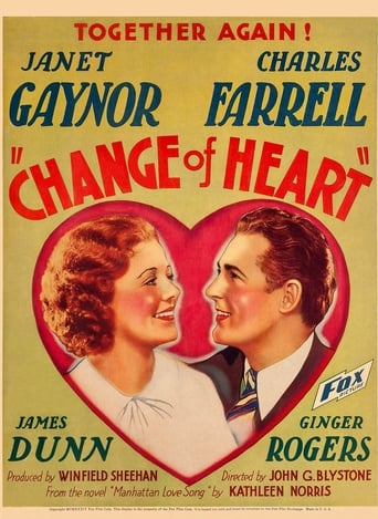 Change of Heart movie poster