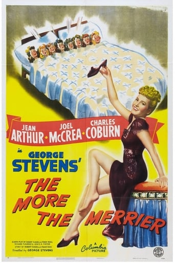 Poster of The More the Merrier