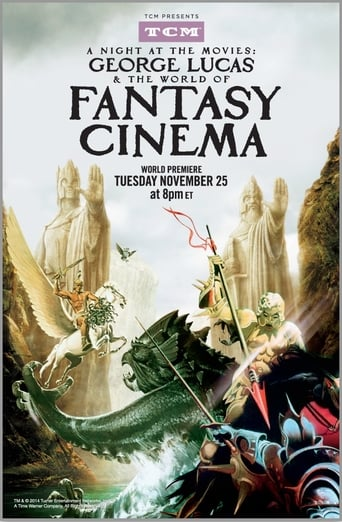 Poster of A Night at the Movies: George Lucas & The World of Fantasy Cinema