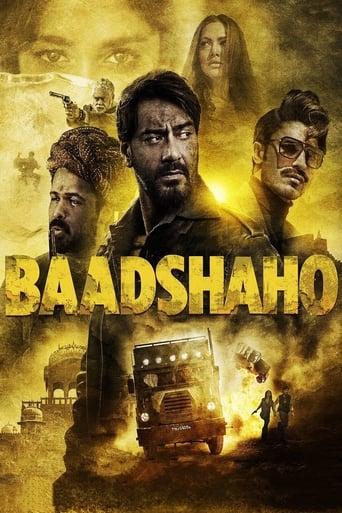 Poster of Baadshaho
