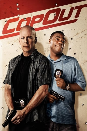 Official movie poster for Cop Out (2010)