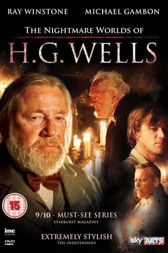 portada The Nightmare Worlds of H.G. Wells