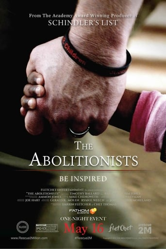 Poster of The Abolitionists