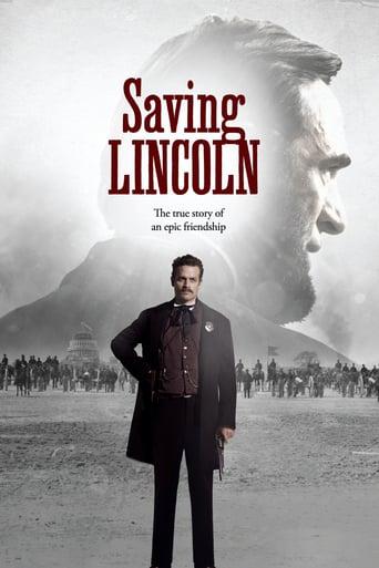 Poster of Saving Lincoln