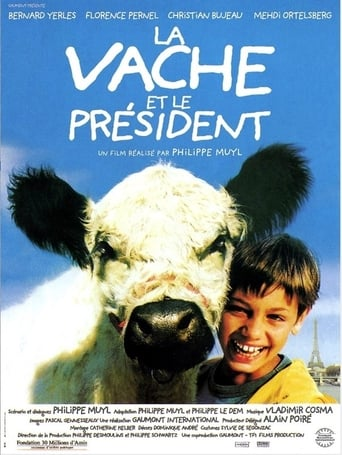 Poster of The Cow and the President