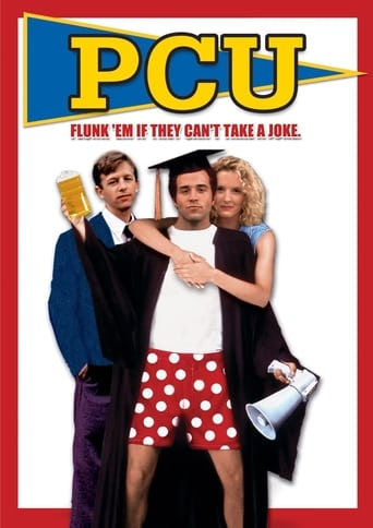 Poster of PCU