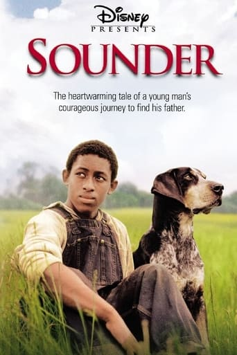 Poster of Sounder