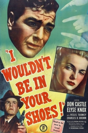 Poster of I Wouldn't Be in Your Shoes