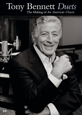 Poster of Tony Bennett: Duets - The Making of an American Classic
