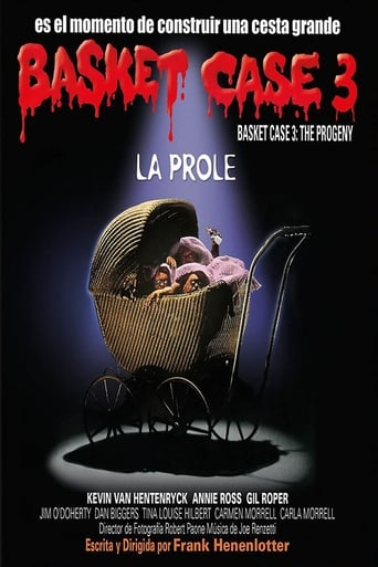 Poster of Basket Case 3: La prole