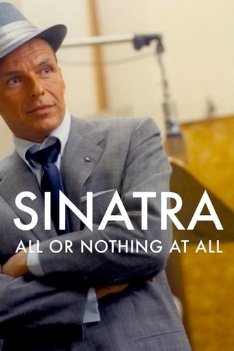 Poster of Sinatra: All or Nothing at All