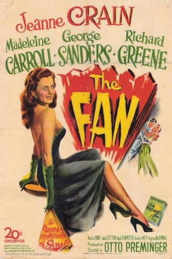 Poster of The Fan