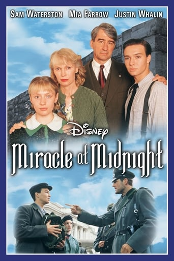 Poster of Miracle at Midnight
